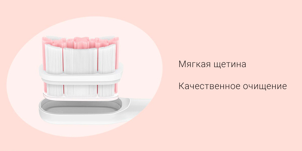 Зубная электрощетка Xiaomi Soocas Sonic Electric Toothbrush V2