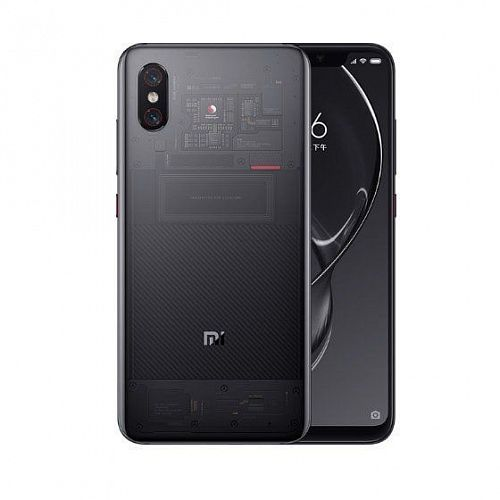 купить Смартфон Xiaomi Mi8 Explorer Edition 128GB/8GB в Екатеринбурге